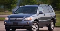 2007 Used Toyota Highlander Hybrid For Sale