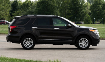 2013 Ford Explorer XLT, 4×4, NAV, Rear Entertainment System, Third Row Seats, Alloy Wheels full