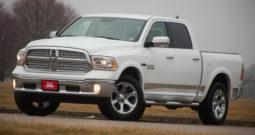 Eco Diesel 2016 Used RAM Laramie 1500 For Sale