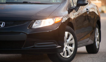 2012 Used Honda Civic LX For Sale full