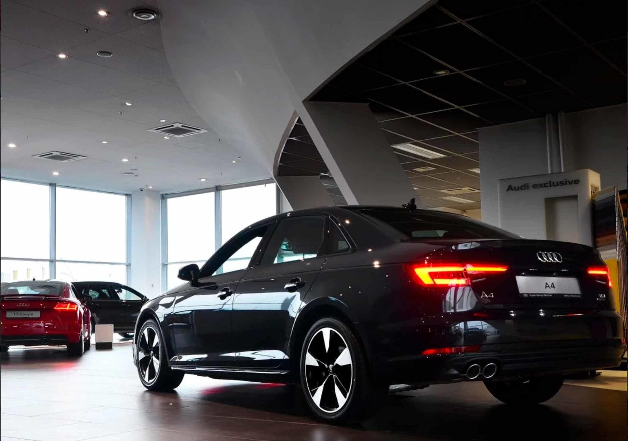 Audi MRSP