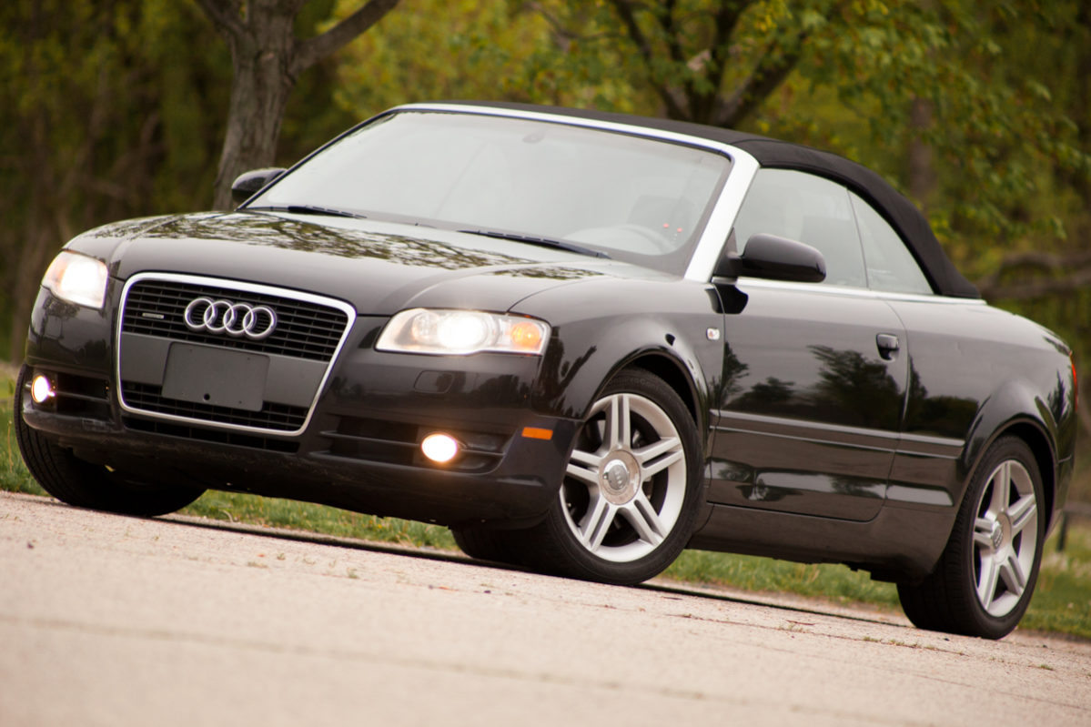 Audi rs6 a4 quattro