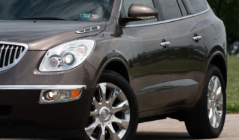 2012 Buick Enclave Premium, AWD, Third Row Seats, Heated Leather Seats, Premium Sound, Rear Entertainment System full