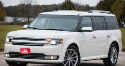 2013 Ford Flex Limited Sport, NAV, AWD, Third Row Seats, Fully Loaded