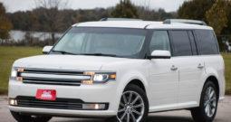 2013 Ford Flex Limited Sport, NAV, AWD, Third Row Seats, Fully Loaded