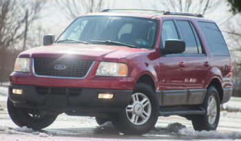 2004 Ford Expedition (Red)