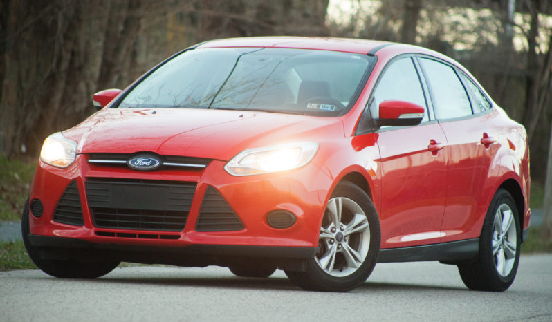 2013 Used Ford Focus For Sale full