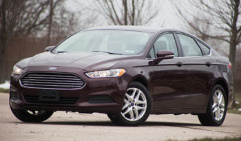 2013 Used Ford Fusion SE