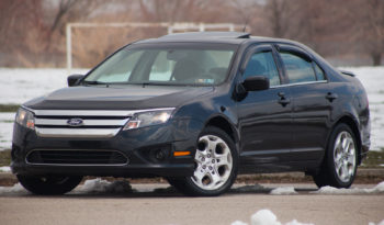 2010 Used Ford Fusion SE For Sale full