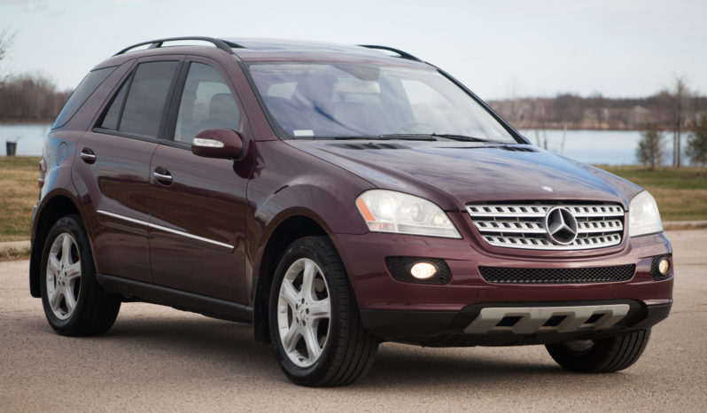 2007 Used Mercedes-Benz ML320 CDI For Sale full