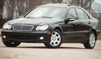 2005 Mercedes-Benz C240