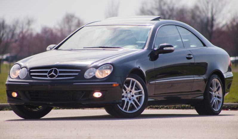 2009 Mercedes-Benz CLK350