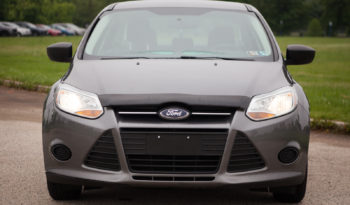 2012 Used Ford Focus S For Sale full