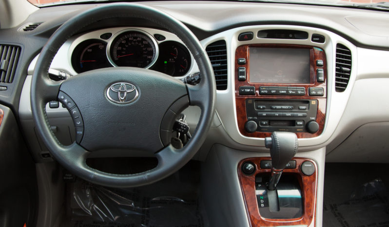 2007 Used Toyota Highlander Hybrid For Sale full