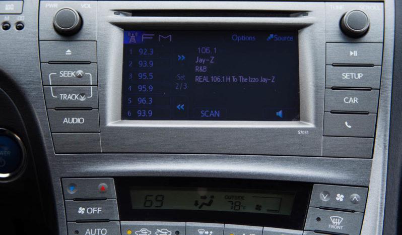 2013 Toyota Prius – Bluetooth, AUX full