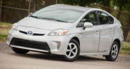 2013 Toyota Prius – Bluetooth, AUX