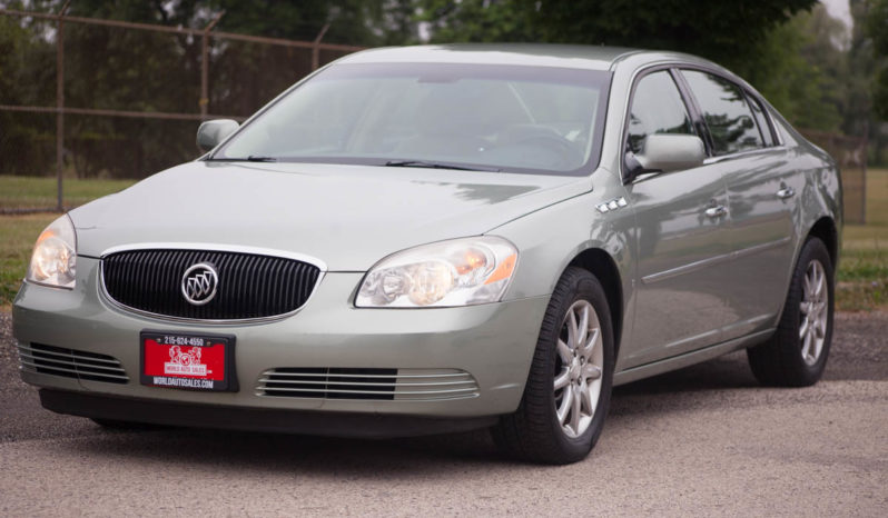 2007 Buick Lucerne CXL – Leather Heated Seats, AUX full