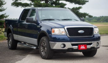 2007 Ford F-150 XLT SuperCrew – AUX, Tow Hitch full