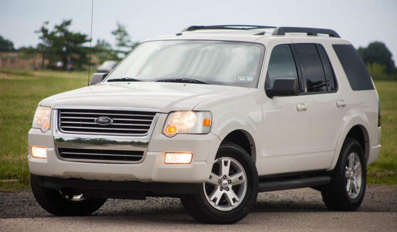2010 Ford Explorer XLT 4×4