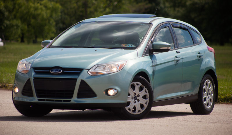 2012 Used Ford Focus SE