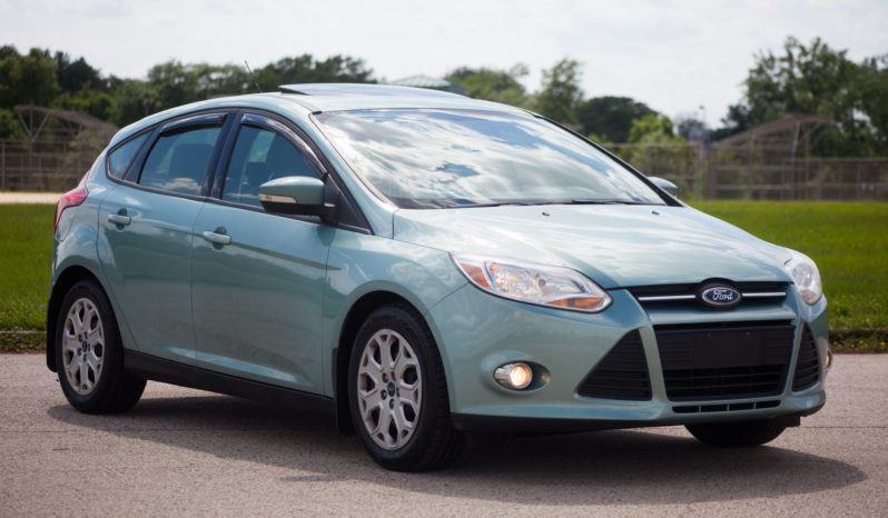 2012 Used Ford Focus SE For Sale full