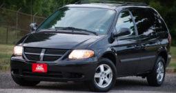 2005 Dodge Caravan, Alloy Wheels, Very Clean