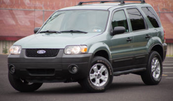 2005 Ford Escape XLT V6