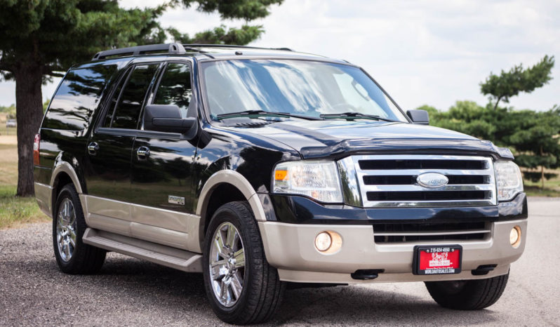 2007 Ford Expedition EL Eddie Bauer, All Wheel Drive System, Cruise Control full