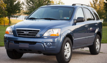 2008 KIA Sorento EX, Cruise and Stability Control full