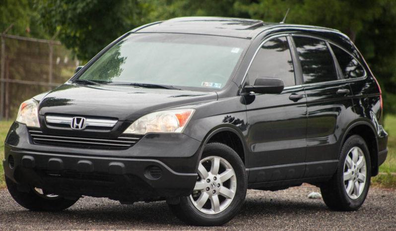 2009 Honda CRV-EX AWD