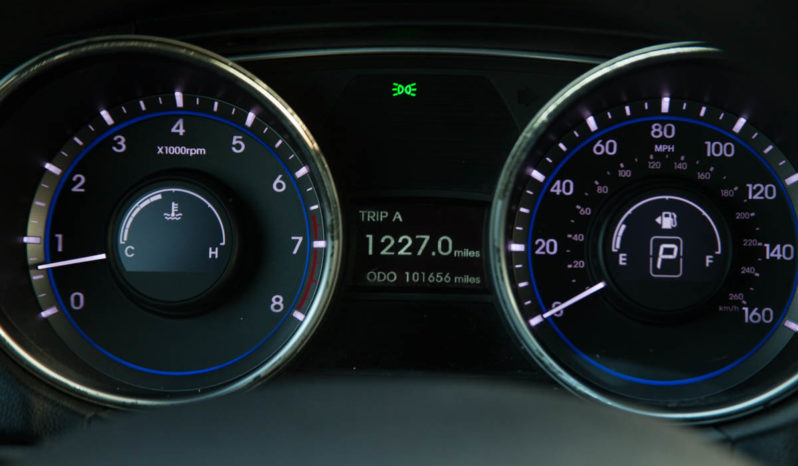2012 Hyundai Sonata GLS with Great MPG full