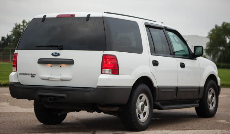 2004 Ford Expedition XLT, All Wheel Drive System, Cruise Control, Former Police full