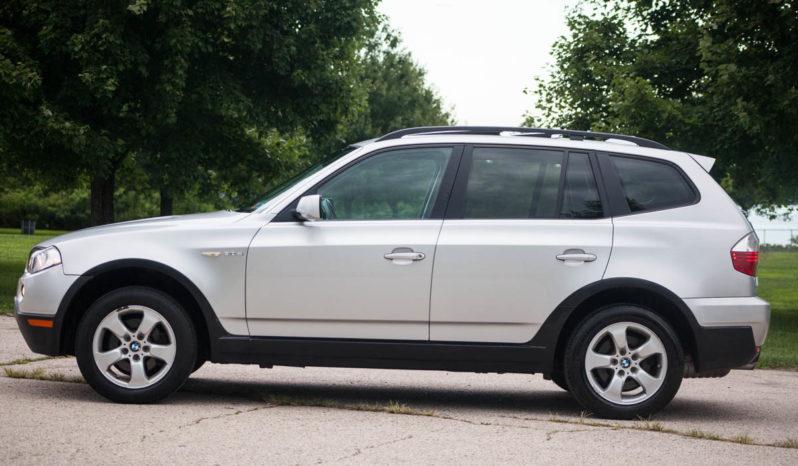 2007 BMW X3, Sunroof, Cruise Control full
