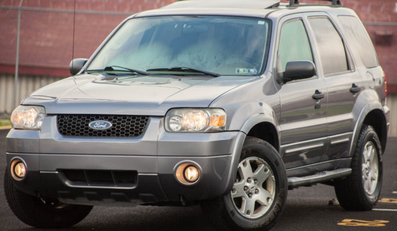 2007 Used Ford Escape XLT