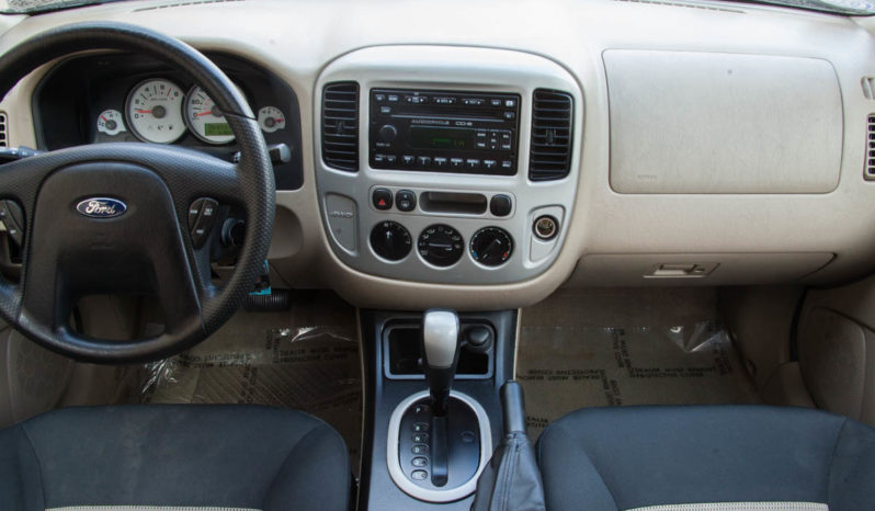 2007 Ford Escape XLT, All Wheel Drive, Cruise Control full