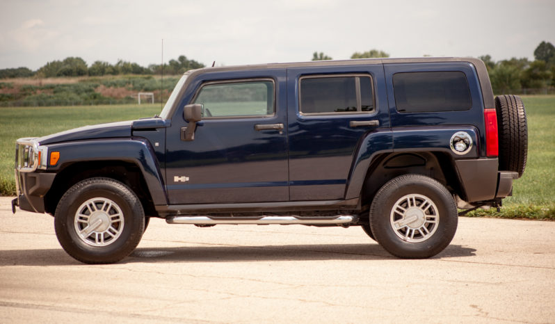 2007 Hummer H3, Manual Transmission, Alloy Wheels full