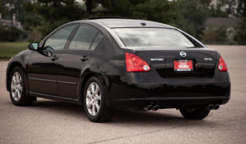 2008 Nissan Maxima SL, Fully Loaded,NAV, Heated Seats and Steering Wheel full