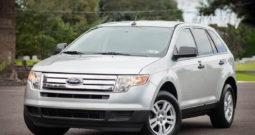 2010 Ford Edge SE, Alloy Wheels, Cruise Control