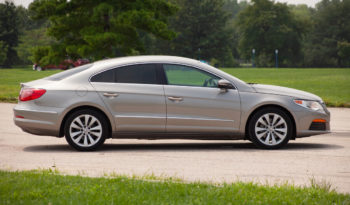 2011 Volkswagen CC, Cold Weather Package, Premium Black Panther Leather full