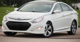 2012 Hyundai Sonata Hybrid, Cold Weather Package, NAV System
