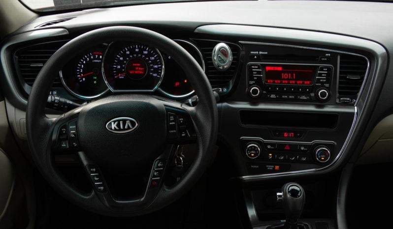 2012 KIA Optima, Alloy Wheels, Cruise Control full