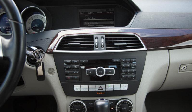 2013 Mercedes-Benz C-Class AWD C 300 Luxury 4MATIC, Navigation, 4matic full