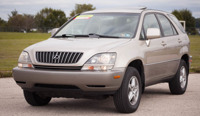1999 Lexus Rx 300, AWD, SUN ROOF full