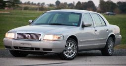2007 Mercury Grand Marquis, Low Mileage, Comfortable Ride