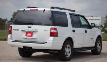 2008 Ford Expedition XLT, 4×4 Package, Towing Capacity, Police Setup full
