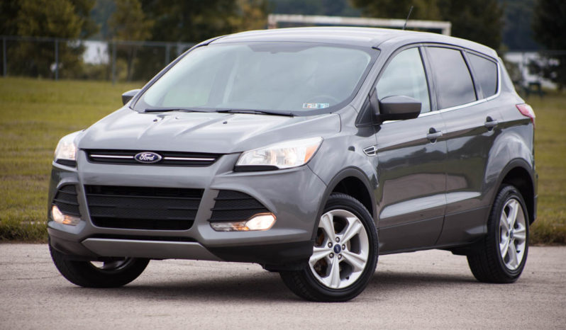 2013 Ford Escape SE, 4×4, Alloy Wheels, Fog Lights, Blue Tooth Interface full