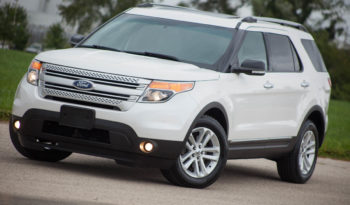 2011 Ford Explorer XLT, Carfax, Nav, Backup Camera, Panoramic Roof, Leather Seats full