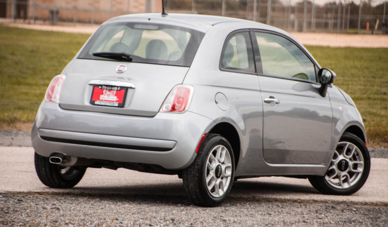 2015 Fiat 500 POP,  GAS SAVER, LOW MILES, LIKE NEW, MUST SEE full