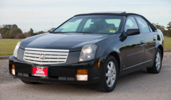 2007 Cadillac CTS, Sunroof, Leather Seats, Premium Sound full