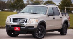 2007 Ford Explorer Sport Trac XLT, Towing Package, Alloy Wheels